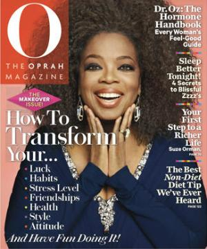 Oprah Winfrey's Stylist Revealed Her Natural hair Secrets!
