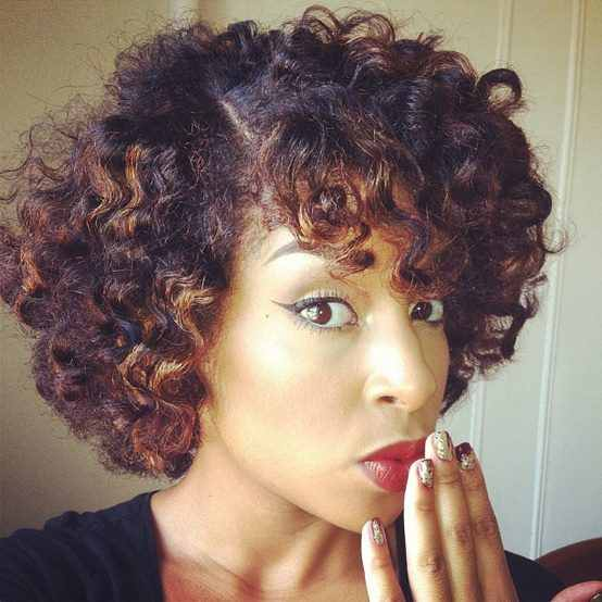 Bantu Twist Out Hairstyle LONG HAIRSTYLES