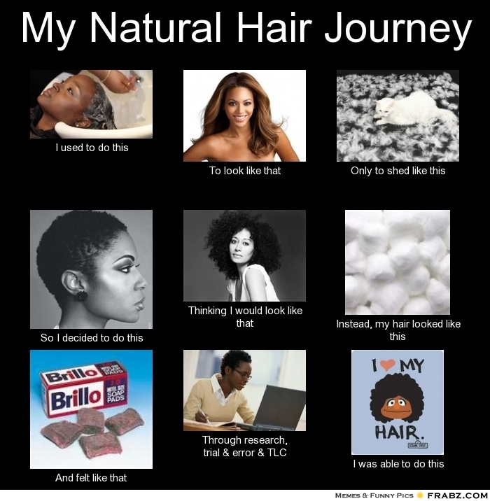 The Root Of The Natural Hair Revolution