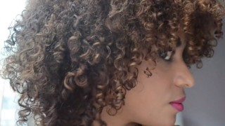 5 Easy Steps To a Beautiful And Amazing Looking Wash And Go Natural Hair Method. The Finished Look Is Just… You Decide!