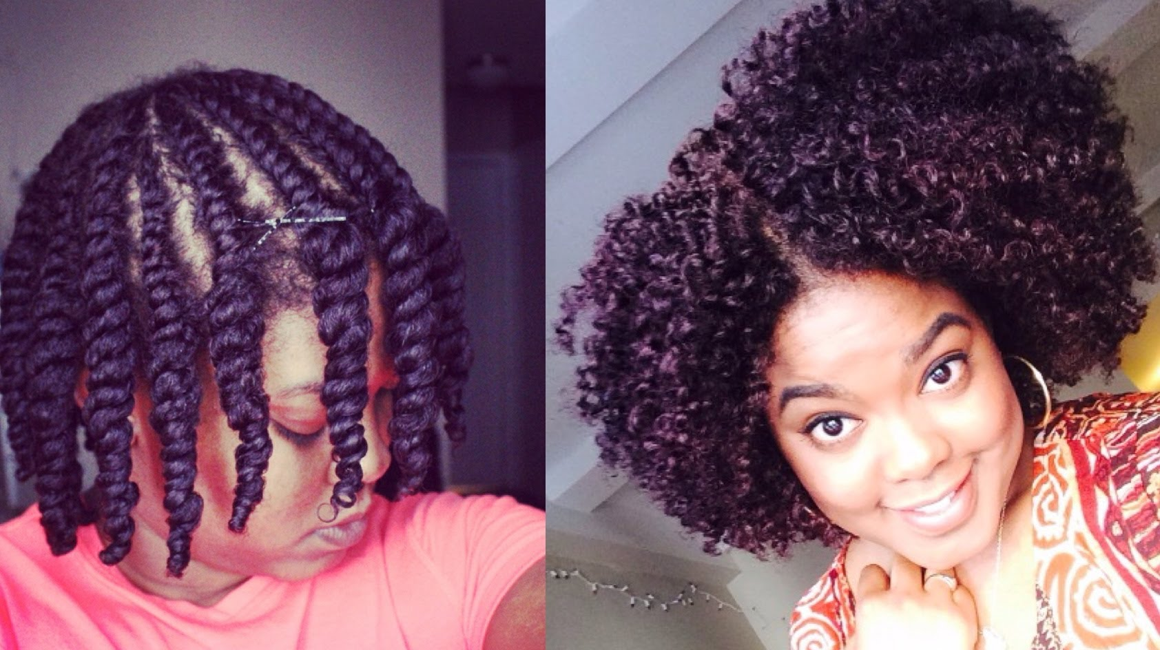 Best Updated Flat Twist Out For A Gorgeous Hairstyle
