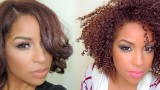 Get An Amazing Blowout On Natural Curly Hair