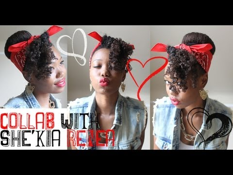 Prime 4 Simple And Easy Steps To Create Cute Pin Up Hairstyle Rockabilly Short Hairstyles For Black Women Fulllsitofus