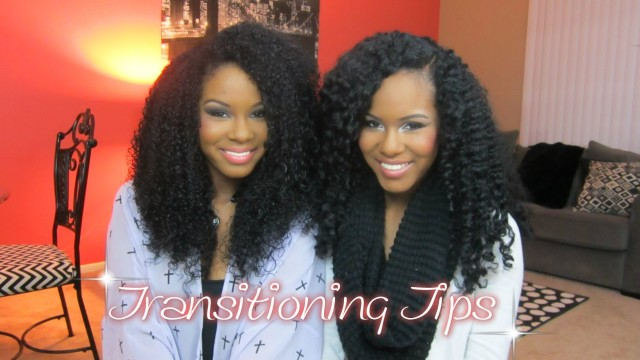 6 Crucial Transitioning To Natural Hair Journey Tips That'll Make Every Transitioning Day Better