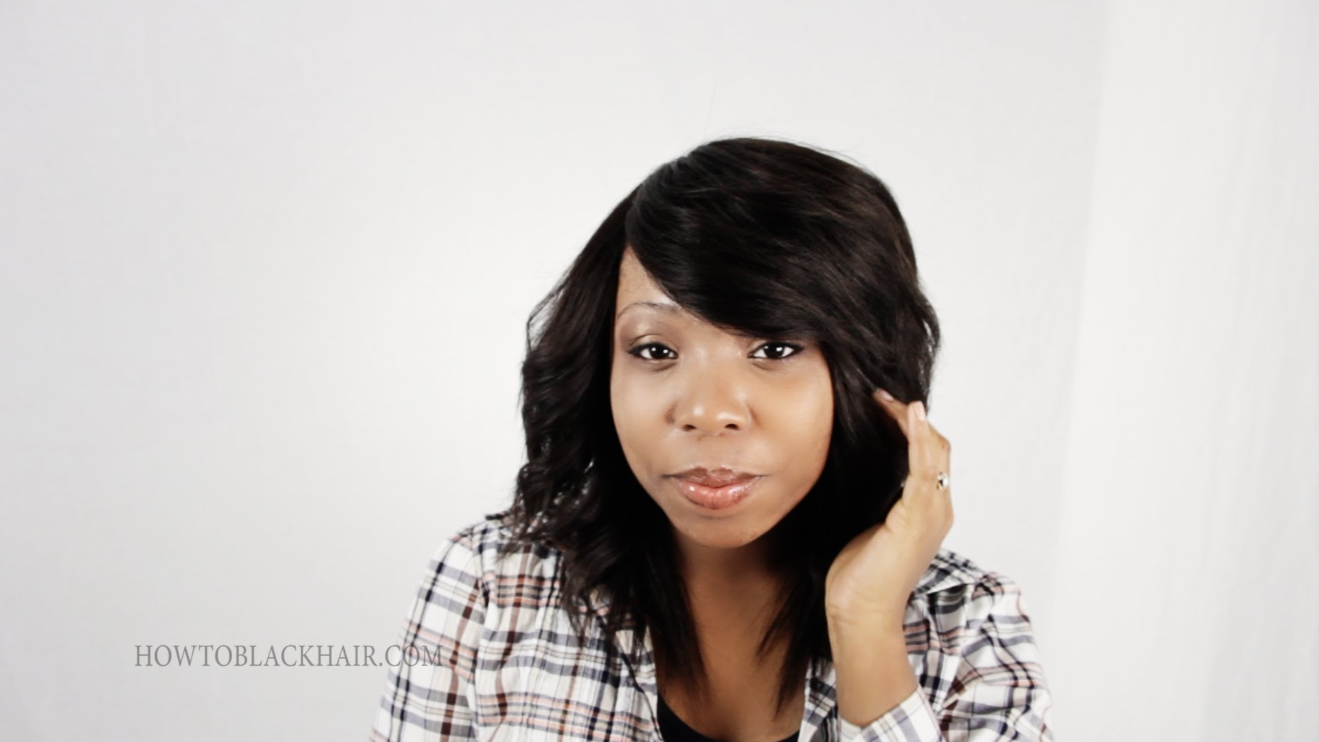 Videos For Getting The Perfect Invisible Part Sew In Weave