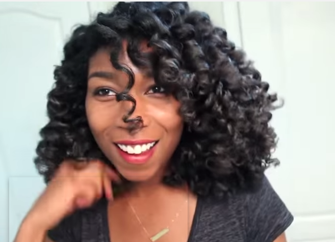 Weave Short Hairstyle For Black Women further How To Use Flexi Rods ...