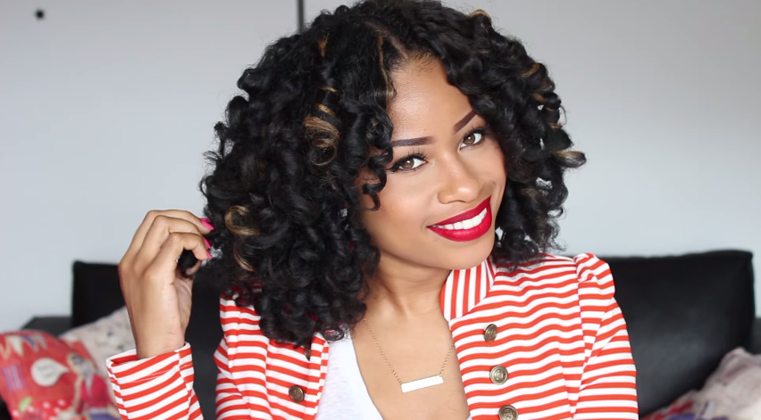 STYLE FILE: Crochet Braids/Latch Hook Braids - different hair types ...