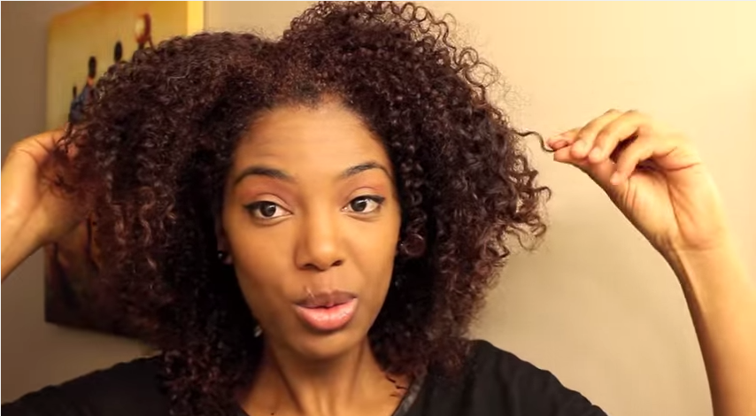 How To Prepare Short Natural Hair For Bed