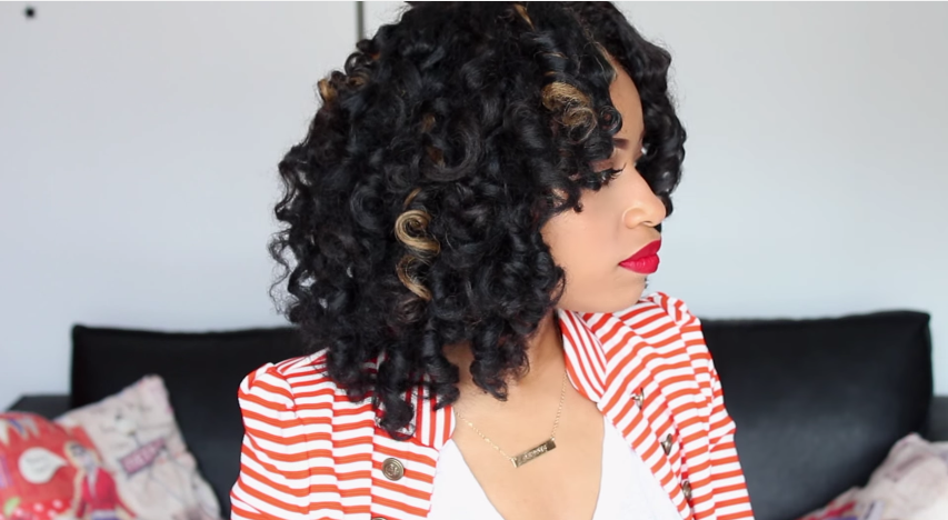 Crochet Braids Install : ... . If You Didn?t Know How To Install Marley Hair, Now You?ll know