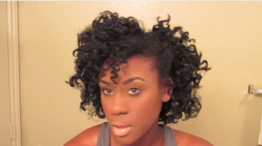 hairstyles for kinky curly hair : These 5 Back To School Natural Hairstyles For Kinky & Curly Hair Have ...