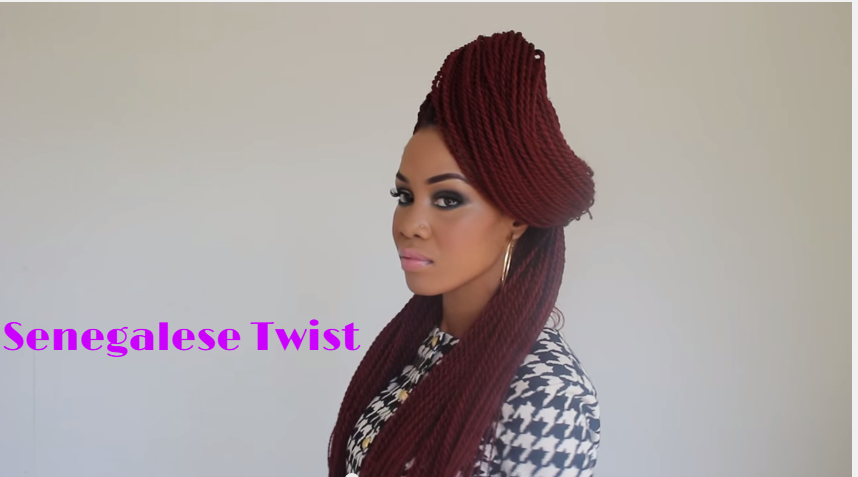 These Senegalese Twists Are So Well Done, You'd Start Grooving Too ...