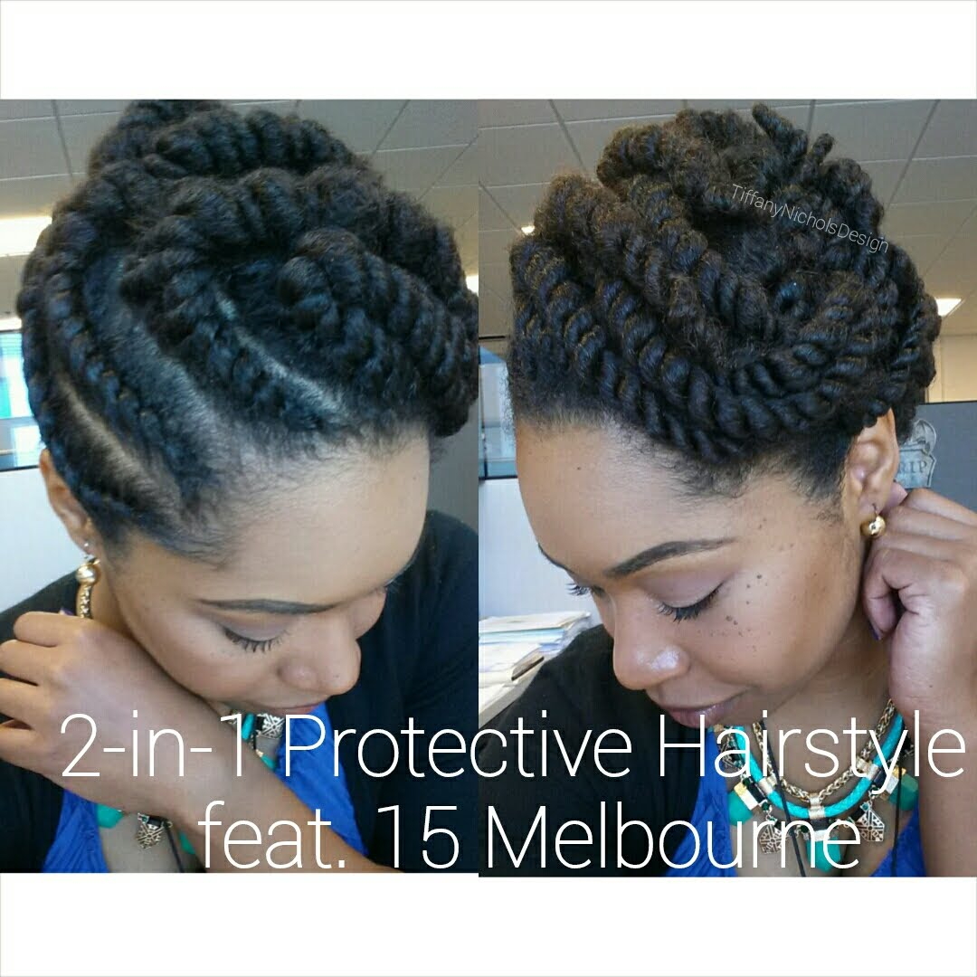 Protective Hairstyles For Natural Hair Using Weave