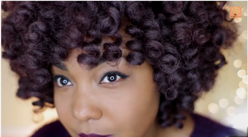 DIY Crochet Wigs On Netted Cap With Marley & Cuban Twist Hair