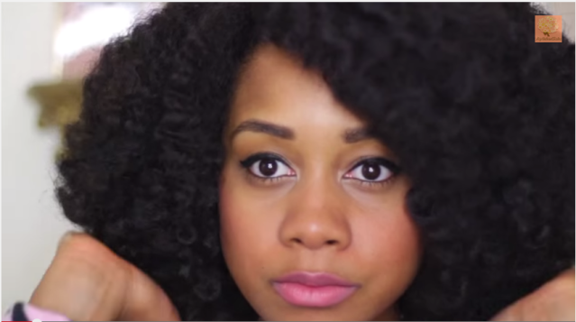 Crochet Braids Tutorial : Crochet Braid Hair Tutorial