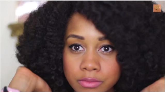 Crochet Braids Tutorial : Crochet Braid Hair Tutorial