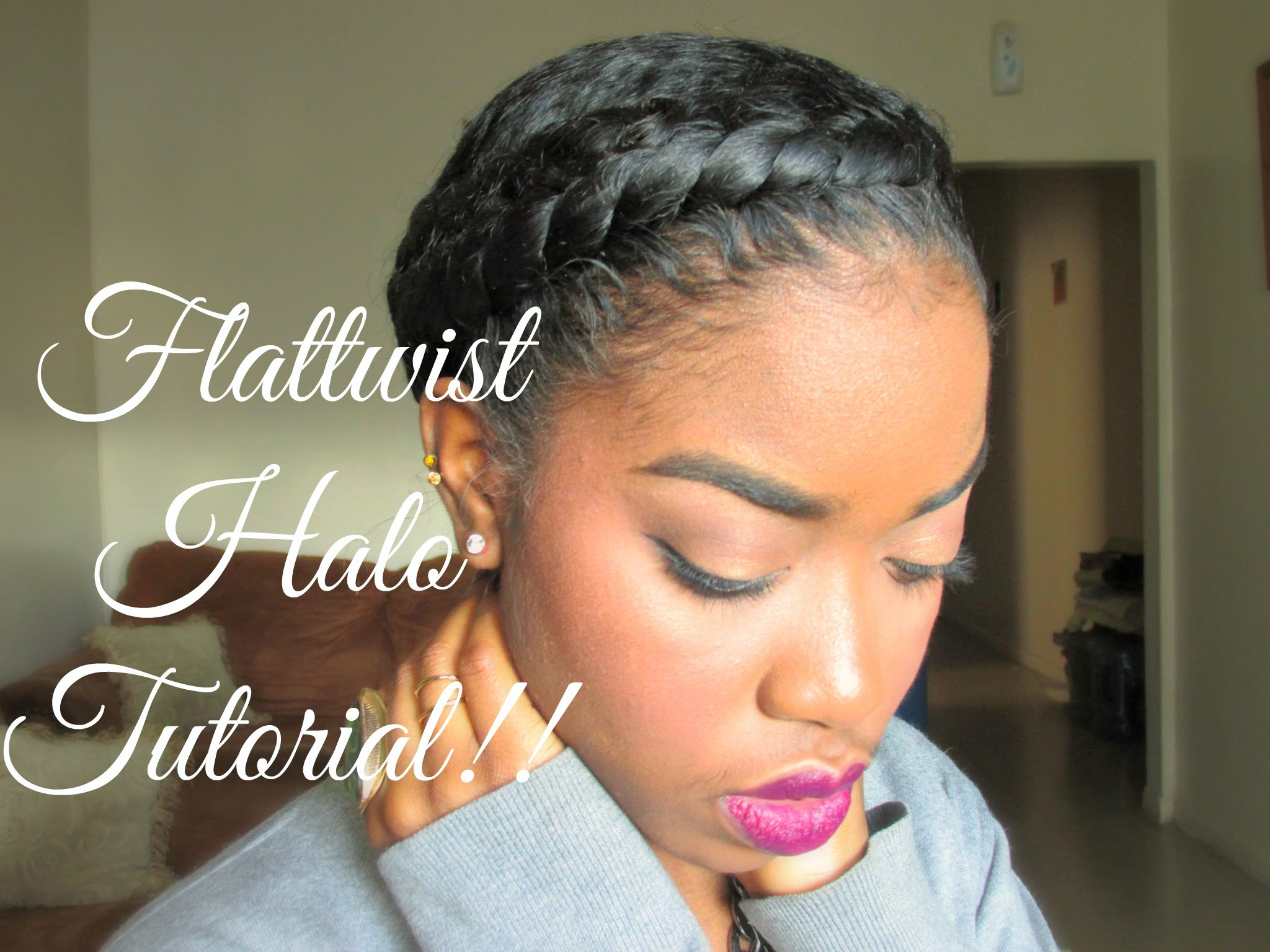 Hairstyles Halo : ... Is The Perfect Go To Protective Natural Hairstyle For The Busy Ladies