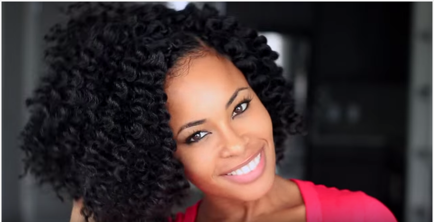 Pre Twisted Crochet Hair Styles : ... Used Havana Mambo Twisted Hair To Create These Crochet Braids That