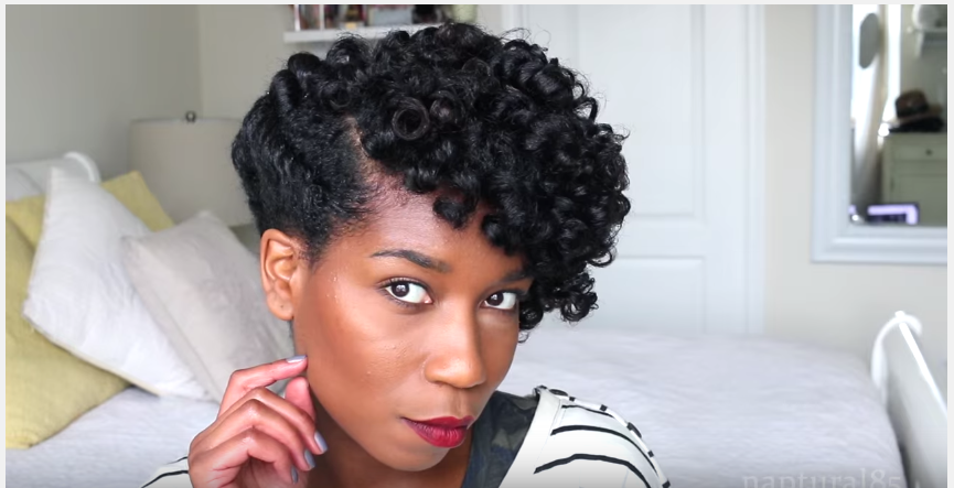 Crochet Braids On Tapered Cut : If You Love Long & Beautiful Crochet Braid, You Need To See This ...