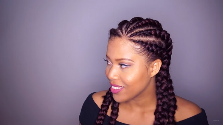 ghana braids the ultimate guide to summer braids for black girls