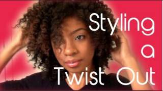 twist out take down