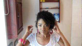 5 natural hair styles