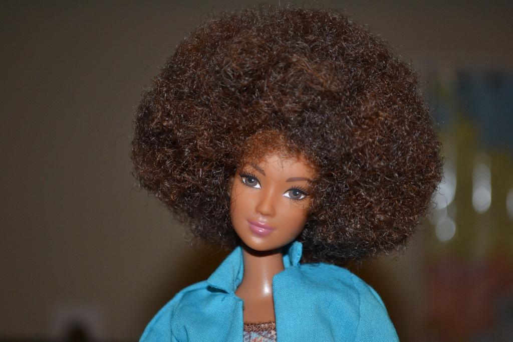 hair care natural hair natural black hair barbie