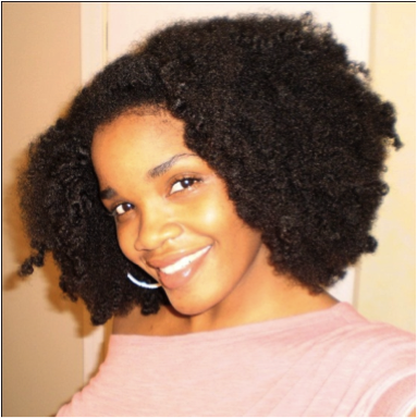 thick and full natural hair