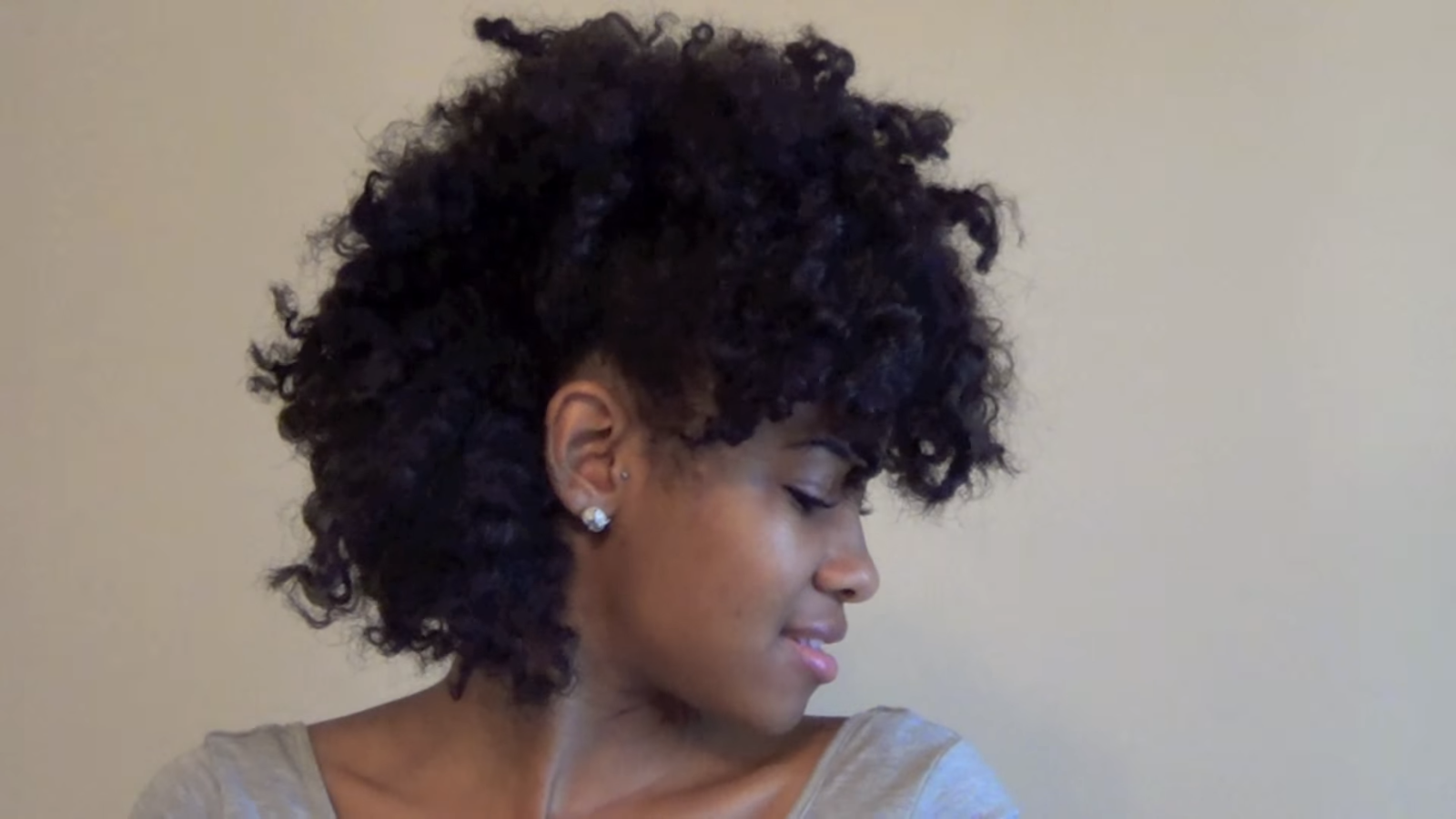 4 Super Simple Hairstyles For Medium Length Natural Hair