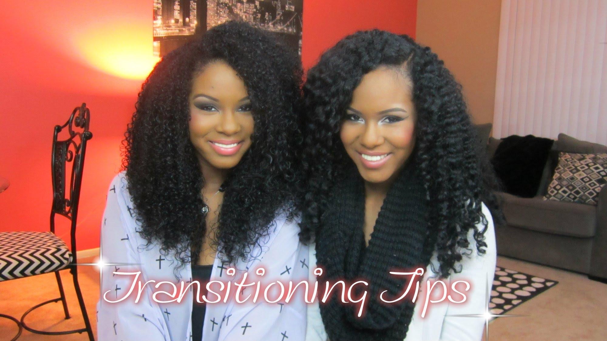 Amazing 6 Inspiring Transitioning Natural Hair Journey Tips From Glamorous Short Hairstyles Gunalazisus