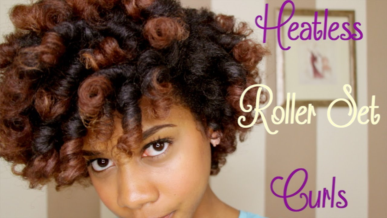 Home Curly Hairstyles I?ve Posted How To Videos On Heat-less Roller ...