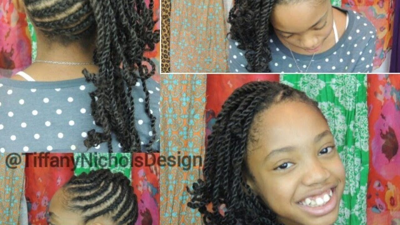Awe Inspiring Easy And Creative Cornrows For Little Girls Natural Hairstyle Schematic Wiring Diagrams Phreekkolirunnerswayorg