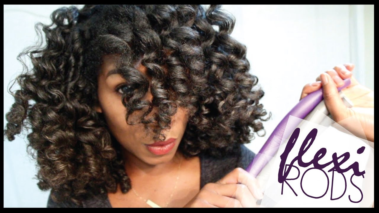 rod set hair styles gorgeous amp easy flexi rod set method with highlights 5111