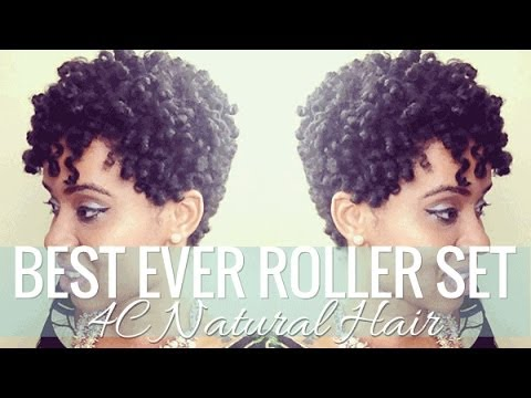 perm haircuts best roller set on 4c hair styles 5514