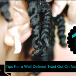 14 Tips for a Defined Twist Out on Natural Hair