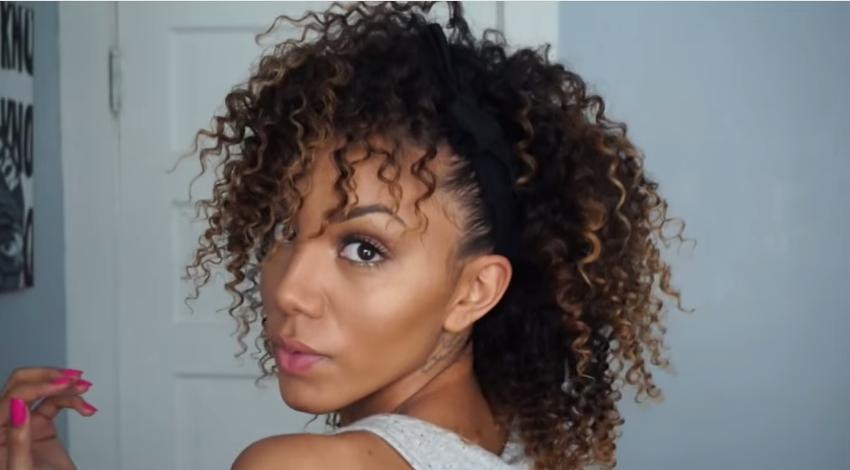 Three Strand Twist Natural Hair