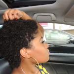 natural hair the big chop