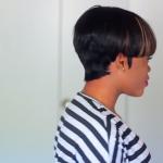 Easy Faux Mushroom Bowl Cut Wig