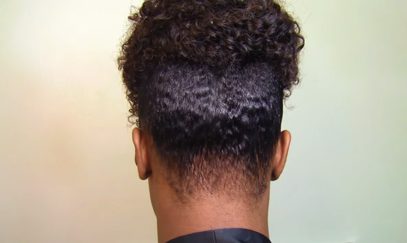 This TWA High PUff May Change How You View Short Natural Hair. It ...