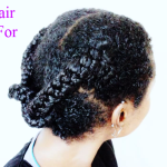 natural hair regimen for summer