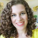 white woman natural hair