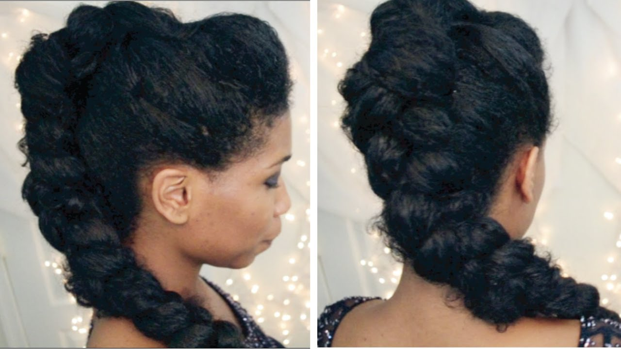 Styles For Black Women With Natural Hair