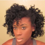Back to School Hairstyles for Curly Kinky Hair