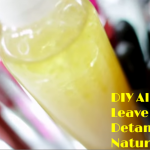 Leave In Detangler for Natural Hair