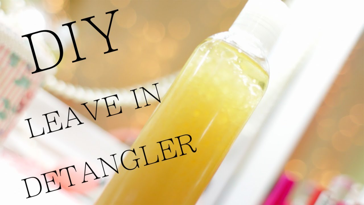 You Definitely Want To Try India's DIY All Natural Leave In Detangler. This Is What Soft And Shiny Hair Are Made Of.