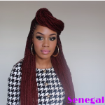 3 Ways to Style Senegalese Twists