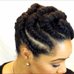 Natural Hair Protective Hairstyles