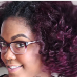 Bantu Knot Out on Dry Hair-2