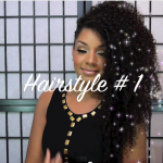 Style Curly Hair 1