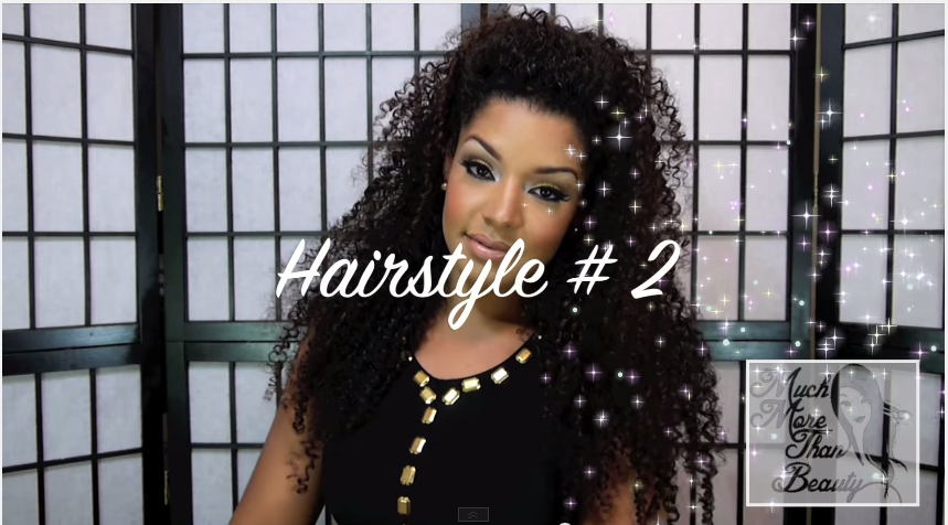 Style Curly Hair 2