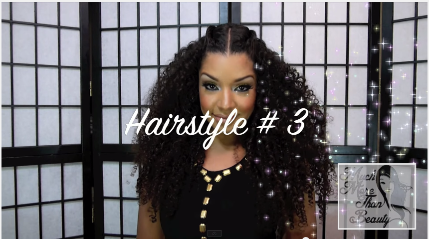 Style Curly Hair 3